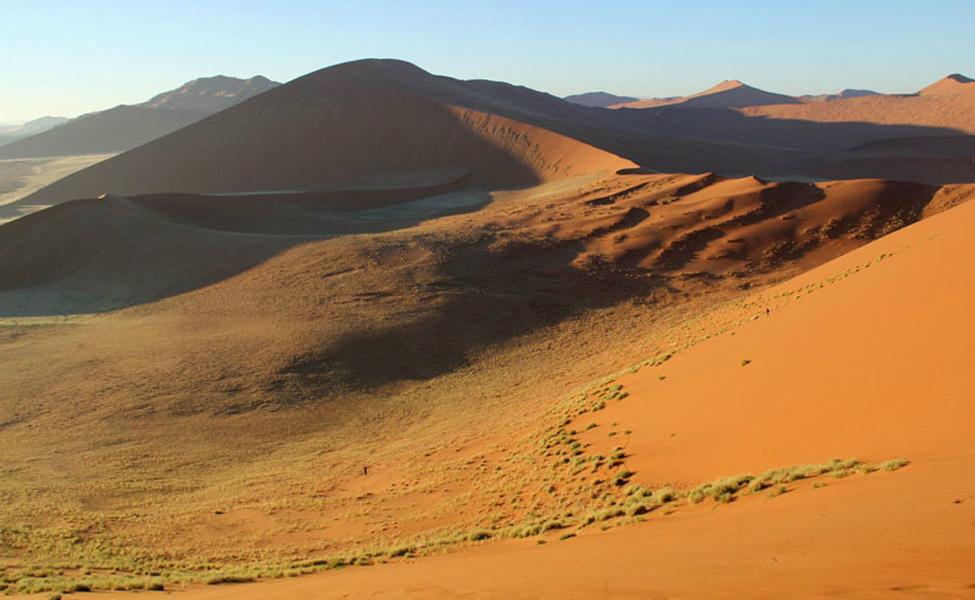 Namibian dunes 101