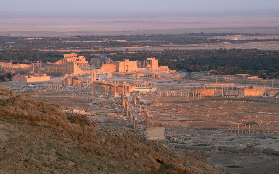 Palmyra at dusk _6569