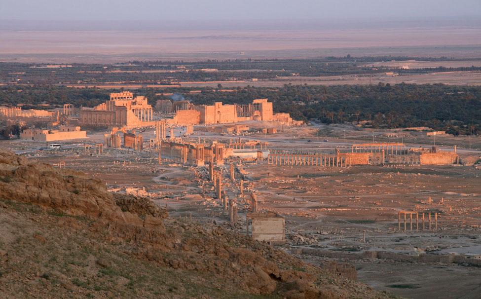 Palmyra at dusk _6569